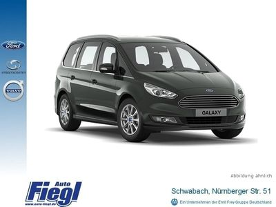 gebraucht Ford Galaxy 1.5 Eco Boost Start-Stopp Titanium