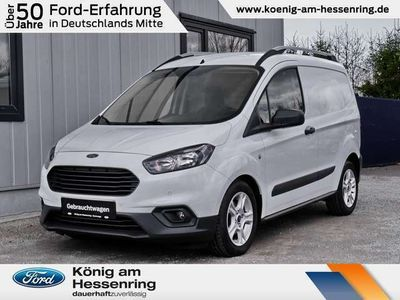 gebraucht Ford Transit Courier Trend 1.5 TDCi NAV Tempomat PDC