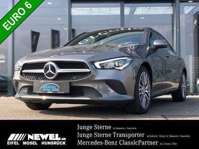 gebraucht Mercedes CLA250 Coupé **PROGRESSIVE*NAVI-PREMIUM*LED** Autom./BC