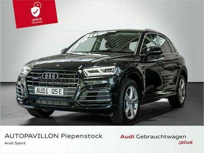 gebraucht Audi Q5 55TFSIe quattro Navi+LED+Kamera