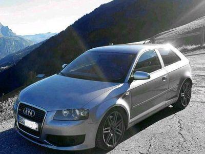 gebraucht Audi A3 3.2 S-Line, S3 Schürze,Lpg,Standhz...