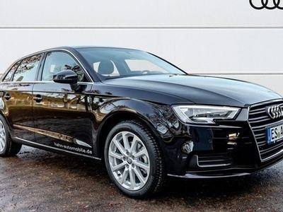 gebraucht Audi A3 Sportback 1.0TFSI Design Navi-Vorb GRA Xen Einparkh