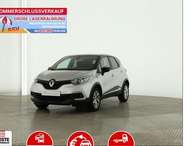 gebraucht Renault Captur 0.9 TCe 90 Limited Deluxe Nav in Achern