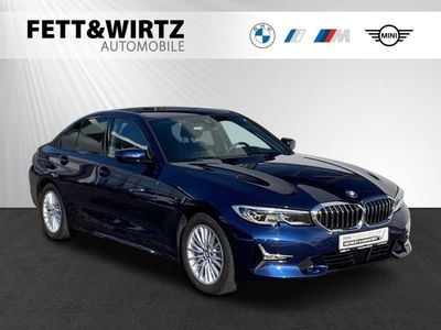 gebraucht BMW 330e Luxury Line Automatik