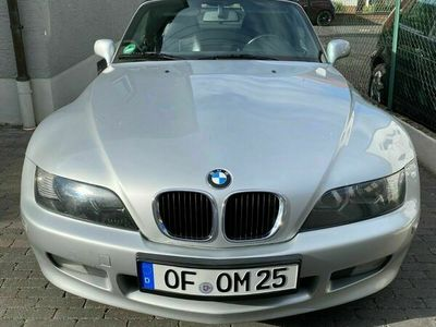 gebraucht BMW 2002 Z3 roadster 1.9i vonbis 06-2020 in 2 Hand als Cabrio/Roadster in Dreieich