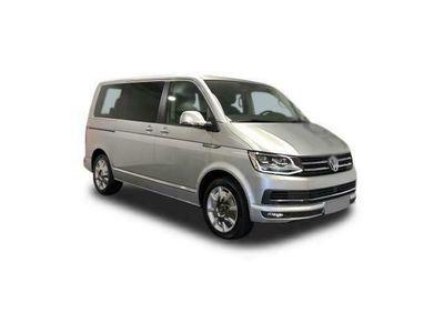 gebraucht VW Multivan T6 Multivan T62xSchiebet. AHK Standheiz. Schiebeda