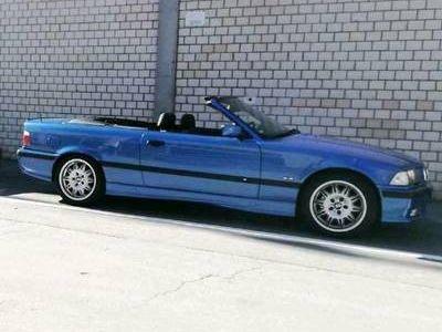 gebraucht BMW 328 Cabriolet E36 iA M Paket Leder Klima E... als Cabrio/Roadster in Creußen
