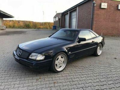 gebraucht Mercedes 280 SLR129 1. Lack Scheckh. 104Tkm Rostfrei AMG