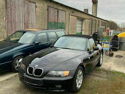 gebraucht BMW Z3 1.8 Bj. 99