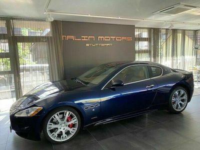gebraucht Maserati Granturismo 4.7 V8 S AUT/NUR 34.000KM/NEUWERTIG