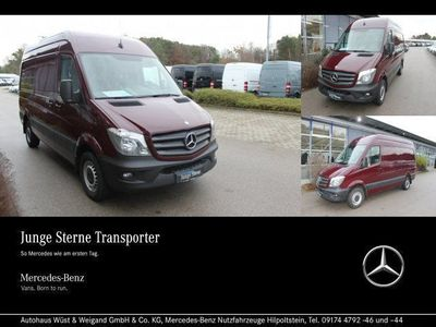 used Mercedes Sprinter 316 CDI Kasten+Klima+3 Sitze+AHK 3,5 t
