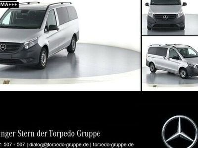 gebraucht Mercedes Vito 114 TOURER PRO LANG+NAVI+2xKLIMA+7-GTR+EU6