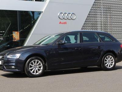 used Audi A4 Avant 2.0 TDI Attraction Standheiz Navi Xenon