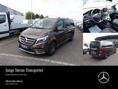 used Mercedes V250 d Edition lang 4x4 AMG Coma. LED AHK Easy