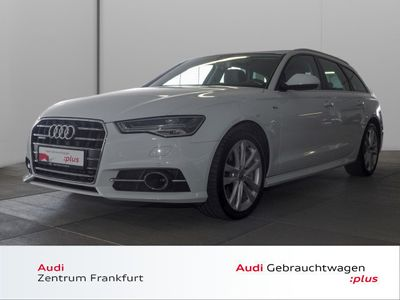 gebraucht Audi A6 Avant 3.0 TDI quattro tiptronic S line Navi AHK H