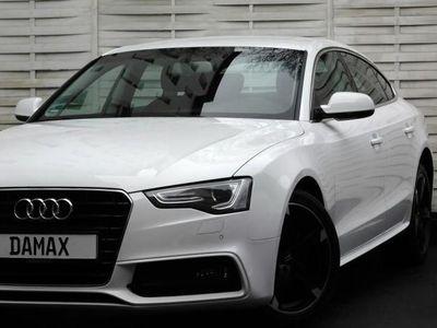 gebraucht Audi A5 Sportbk. 2.0TDI*S Line*LEDER* MMI*LED*