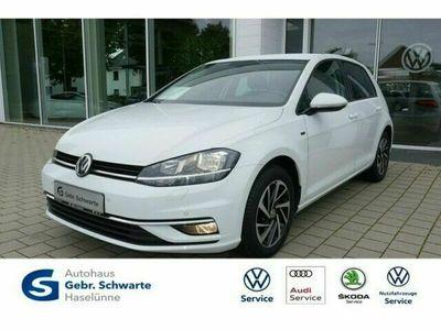 gebraucht VW Golf VII 2.0 TDI Join NAVI+ACC+SHZG+CLIMATRONIC