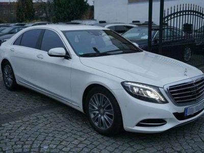 gebraucht Mercedes S500L Chauffeur-Paket *Burmester* als Limousine in Mönchengladbach