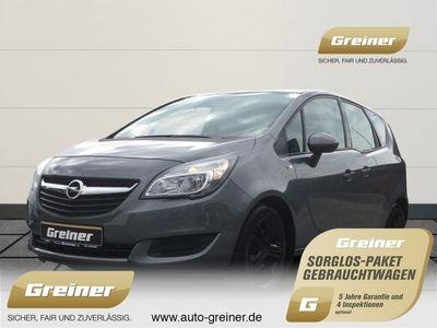 gebraucht Opel Meriva 1.4 Edition KLIMAANLAGE|SHZ|BORDCOMPUTER