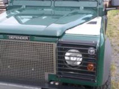 ... Rover Defender 130 Singl., gebraucht 2004, 140.000 km in Stadthagen