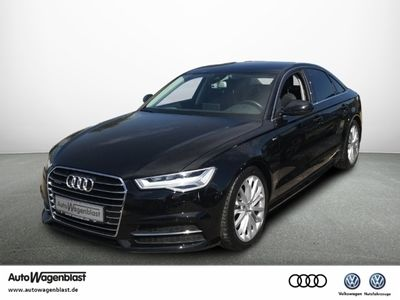 gebraucht Audi A6 Limo. 3.0TDI QUATTRO S-TRONIC S-LINE+AHK+NAVI