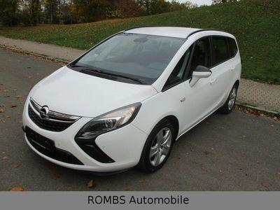 gebraucht Opel Zafira Tourer 1.6 CNG*ERDGAS/BENZIN*