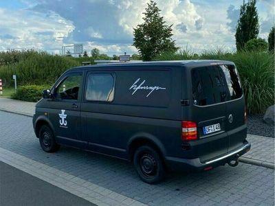 gebraucht VW T5 Tausche / Verkaufe VwBus Transport Cam...
