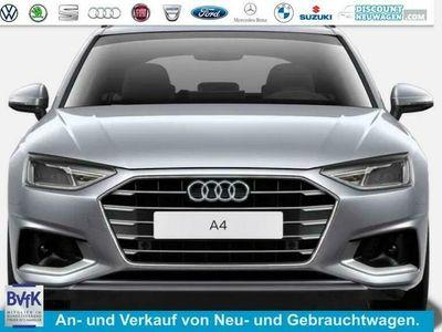 gebraucht Audi A4 Limousine Advanced BESTELLFAHRZEUG FREI KONFIGURIERBAR