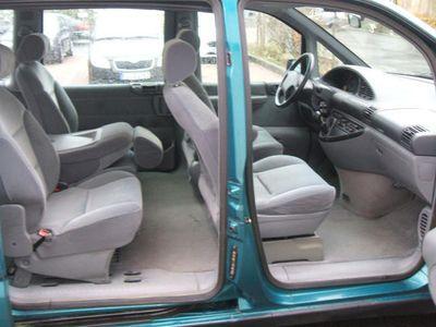 gebraucht Peugeot 806 * TÜV- NEU* 1.HAND* FÄHRT SCHÖN TOP
