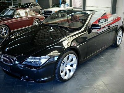 gebraucht BMW 650 Cabriolet i - NAVI PROF./SOFT-CLOSE **34 TKM !**
