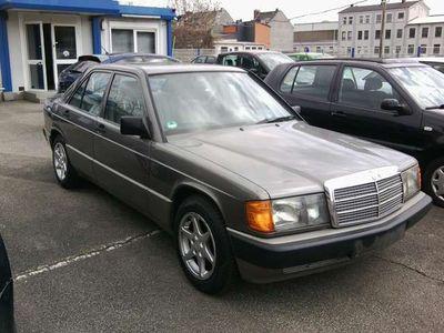 gebraucht Mercedes 190 1.8 Lim. (BM 201) eSD / TÜV NEU