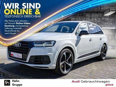 gebraucht Audi Q7 50TDI qua S-line EU6d Matrix AHK Pano HUD