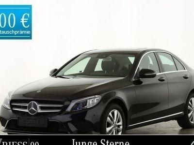 gebraucht Mercedes C220 d 4MATIC Avantgarde+Comand+Spur-P.+LED+AHK