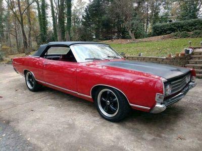 gebraucht Ford Fairlane 1969Cabrio