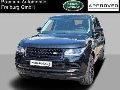 gebraucht Land Rover Range Rover AUTOBIOGRAPHY BLACK DESIGN AHK