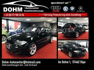 gebraucht BMW 123 Coupé Baureihe 1 Lim. d Sport als Sportwagen/ in Olpe