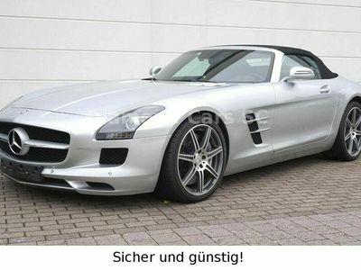 gebraucht Mercedes SLS AMG 6.2 V8 Roadster*1HAND*UNFALLFREI*TOPNEU*