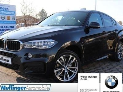 gebraucht BMW X6 30d M Sport Ad-LED KomfS.DrvAs.Standh.Kamera