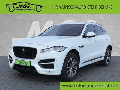 gebraucht Jaguar F-Pace 30d AWD R-Sport #ACC #NAVI #HEADUP, Gebrauchtwagen, bei MGS Motor Gruppe Sticht GmbH & Co. KG
