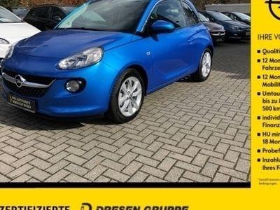 used Opel Adam Jam 1.4 Tempomat/Allwetterreifen/Alufelgen/Klimaan