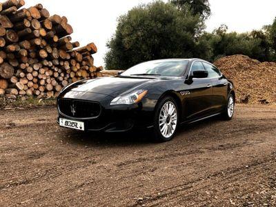 gebraucht Maserati Quattroporte S Q4*SHD*BiColor*VOLL*Scheckheft
