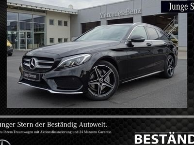 gebraucht Mercedes 220 CT #9G#Ed.C+AMG#LED-ILS#COMAND#PTS#Kamera