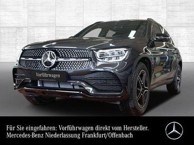gebraucht Mercedes GLC220 d 4M AMG Line 360° LED AHK Night PTS 9G