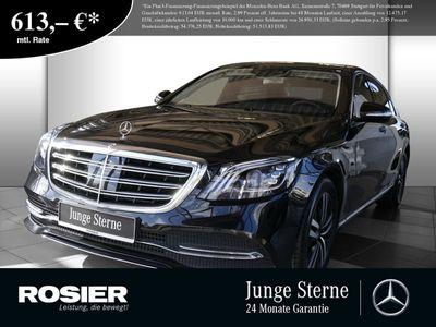 gebraucht Mercedes S400 d 4M lang Standhz. Pano HUD TV Luftf. Nach