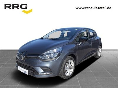 gebraucht Renault Clio IV 1.2 TCE 120 ECO² LIMITED DELUXE Clio