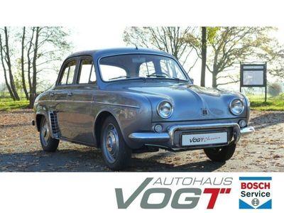 gebraucht Renault Dauphine ZUSTANDSNOTE 2 classic-analystics