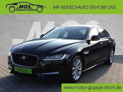 gebraucht Jaguar XF 30d Aut. R-Sport #VOLL-LED #ACC