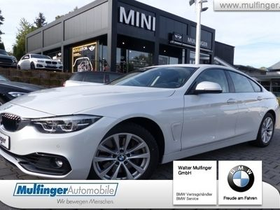 gebraucht BMW 440 i Gran Coupe xDrive Sport Glasd.HiFi Driv-Ass