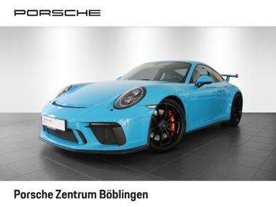 gebraucht Porsche 911 GT3 991 (911)Coupe Liftsystem