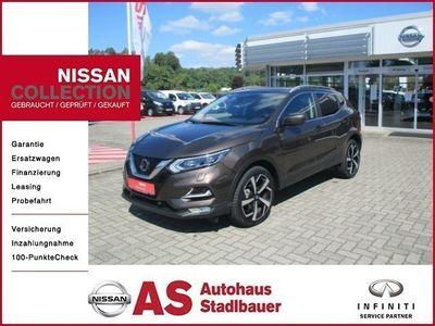 gebraucht Nissan Qashqai Tekna 1.3 DIG-T 160 PS - Wenig km! Top Preis!